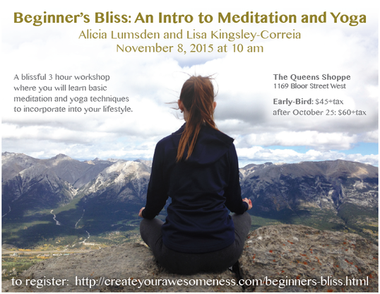 Beginners Bliss Yoga & Meditation
